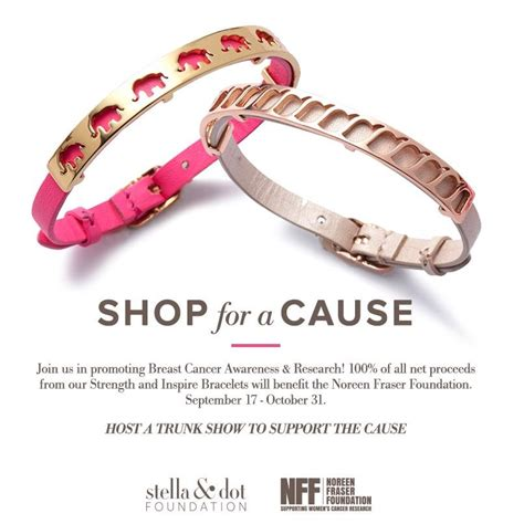 Shop For A Cause Bracelets To Benefit Orphans by Stella Dot Shop For A Cause Giveaway