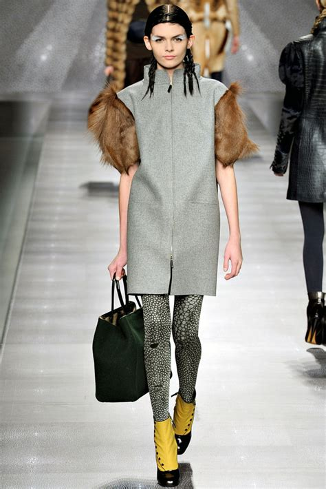 Fashion Week Fendi by Milan Fashion Week Fendi Fall Winter Collection 2018