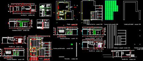 system  wall blocks  precast slabs dwg block  autocad designs cad
