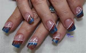 pics photos cool nail design for july independence day art