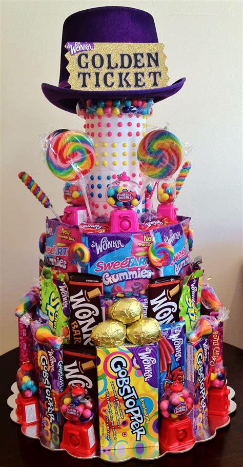 willy wonka birthday party decorations cute willy wonka willy wonka candy cake for a wonka party birthday decor