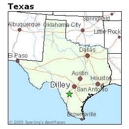 where is dilley texas on the map best places to live in dilley texas