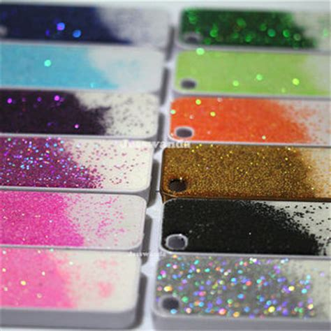 Iphone 5 5s Bumper Purple Ombre From Jammy Lizard Shop Pink Glitter Iphone 4 On Wanelo
