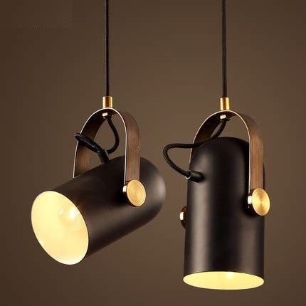 diy simple loft style modern led pendant light fixtures
