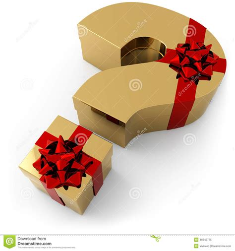 gift surprise stock illustration image 46645775