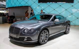 2015 Bentley Continental Gt 2015 Bentley Continental Gt Speed Supersports Carspoints