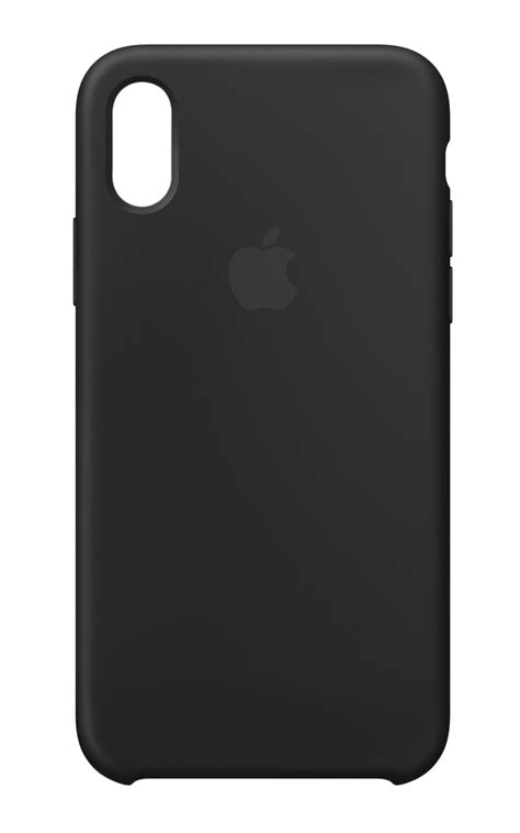 apple silicone case black  iphone  iphone