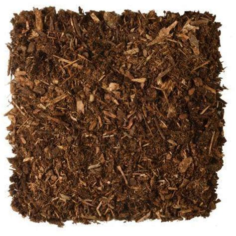 2 cu ft hardwood bark mulch 673467 the home depot