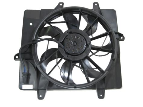 pt cruiser radiator fan chrysler pt cruiser radiator fan module at monster