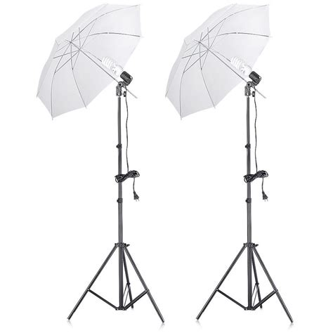 Umbrella L Photography by Neewer 400w 5500k Photo Studio Continuous Lighting