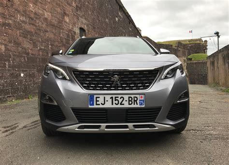 peugeot cars 2017 2018 peugeot 5008 review caradvice
