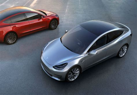 First an S, then an X, now it?s a punchy Model 3