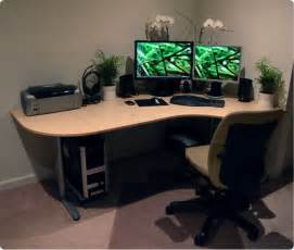 small office space ideas corner workspace 2009 for small office design ideas