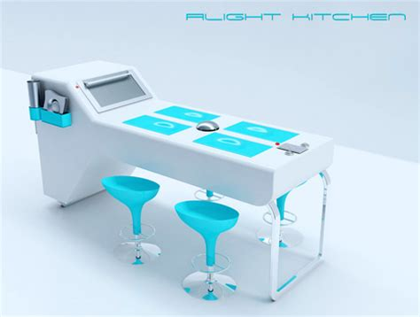 table layout nedir kitchens of the future