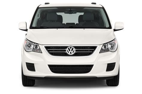 volkswagen van front 2011 volkswagen routan reviews and rating motor trend