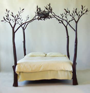 tree canopy bed behind the curtains tree canopy canopy bed