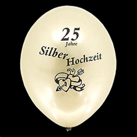 Hochzeit 25 Jahre by Artikeldetailseite B 228 Ren Luftballons Berlin Gmbh Wir