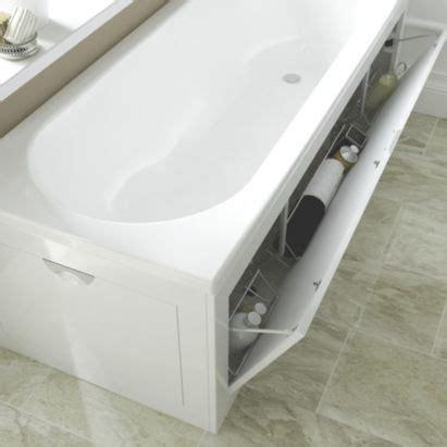 Bathroom Shelves B Q Bath Storage Panel B Q 163 150 Bathroom Pinterest