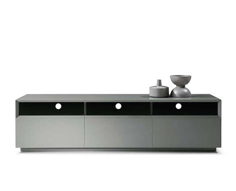 Grey High Gloss TV unit SJ023   TV Stands