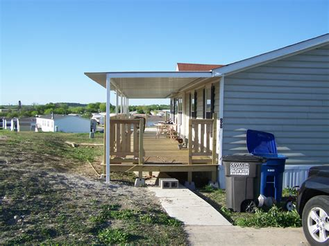 Patio Home by Porch Awnings For Mobile Homes