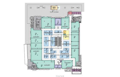 department store floor plan the hyundai department store seoul sarika bajoria unlimited