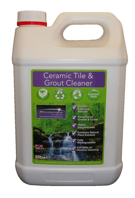 Floor Grout Cleaner by Ceramic Tile Grout Cleaner 5 Ltr 187 Sheen Complete Floor