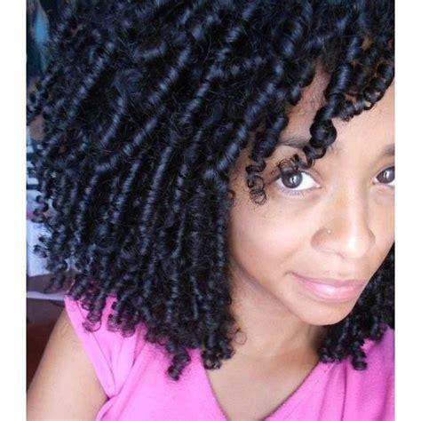 hairstyles with straw curls straw set curls natural hair pinterest spiral