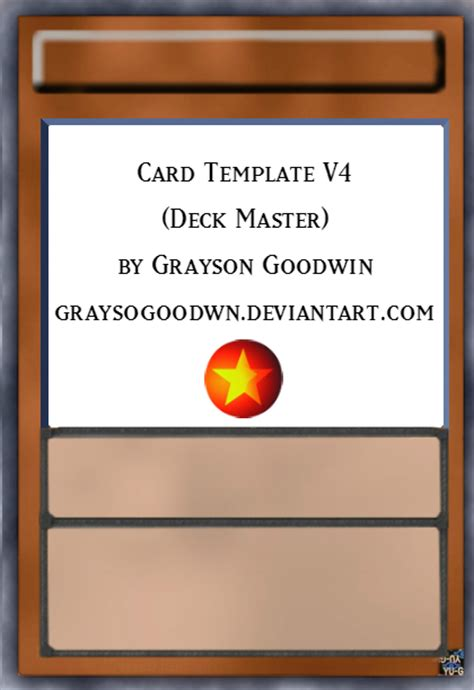 yugioh orica card template yu gi oh card template v4 deck master by graysogoodwn