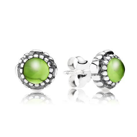these beautiful pandora april earrings colourless rock