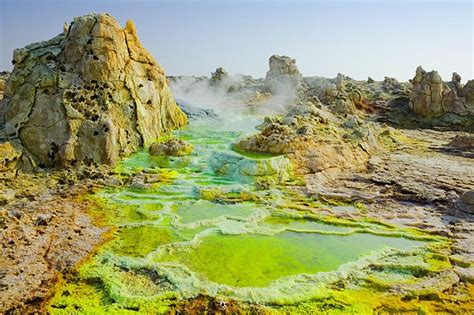 40m To Feet by Hottest Inhabited Place On Earth Dallol Ethiopia