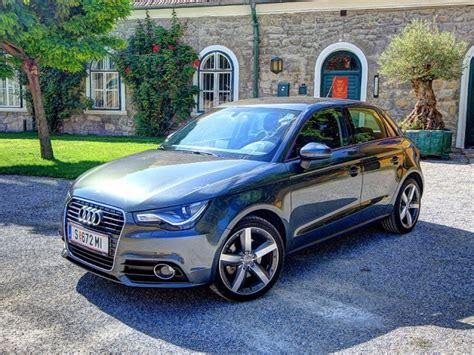 Test Audi A1 Sportback by Audi A1 Sportback 1 4 Tfsi S Tronic Ambition Testbericht