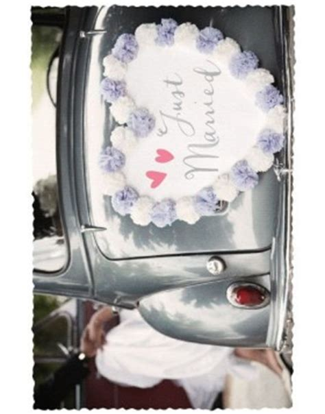 Just Married Auto Karte by Artebene Karte Geburt Entchen Ros 233 Schleife Artebene