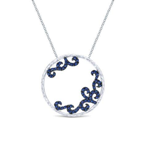 gabriel co jewelry sterling silver sapphire gemstone