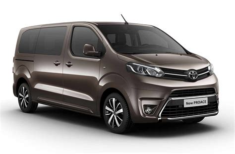 toyota vans citroen peugeot and toyota link for lcv business vans