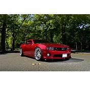 Big Red Camaro Wallpaper  WallpaperSafari