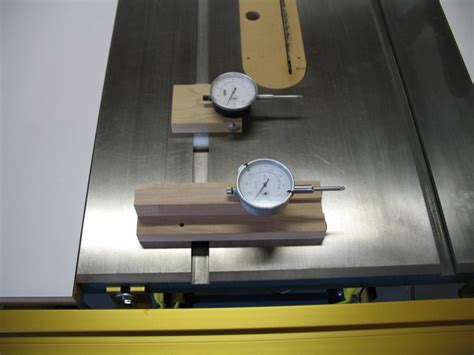 Table Saw Height Digital Readout