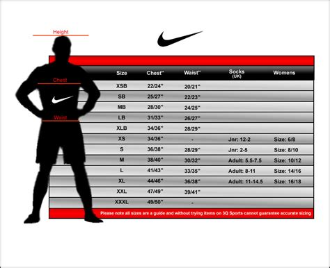 shoe size chart nike uk nike uk women to men shoe size