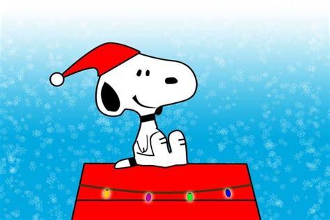 imagenes animadas snoopy navidad navidad con snoopy 19213