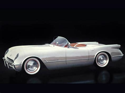 year of the corvette 1953 corvettes through the years pictures cbs news