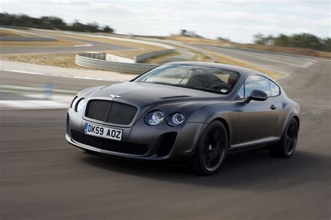 bentley continental 2010 2010 bentley continental supersports review top speed
