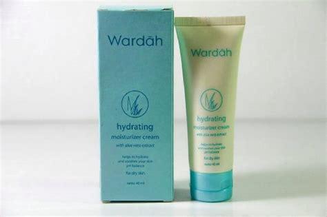 Harga Pelembab Merk Wardah merk pelembab wajah yang bagus murah untuk kulit kering