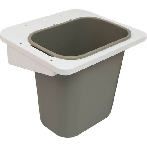 pontoon trash can trash can for your pontoon boat - Trash Can For A Boat