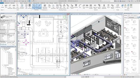 tutorial revit 2018 revit 2018 new feature multipoint routing for