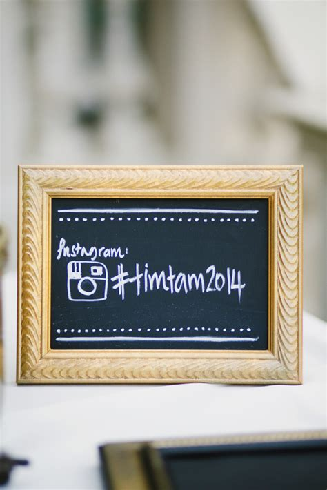 Best Wedding Hashtags Instagram by How To Come Up With The Best Wedding Hashtag The