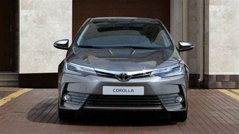 Toyota Xli New Model 2020 by Toyota Corolla Facelift Ready To Make Its Entry In Pakistan