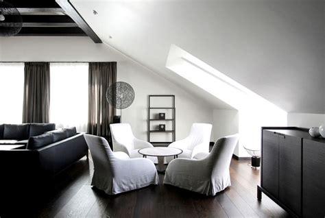 Penthouse Apartment Designed by Ramunas Manikas   InteriorZine