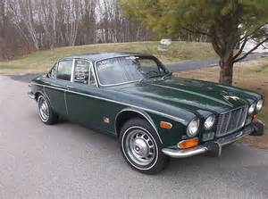 Jaguar Classics Purchase Used 1973 Jaguar Classic Xj 6 With Complete Chevy