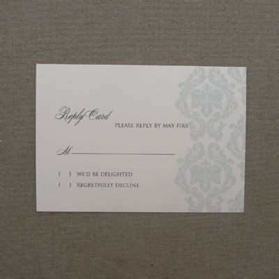 free rsvp templates for wedding invites wedding