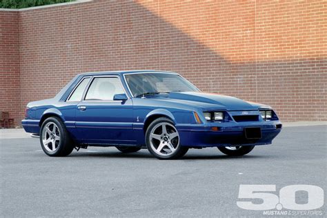 1986 Ford Mustang by 1986 Ford Mustang Lx Thriller Photo Image Gallery