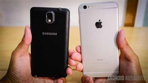 3 Iphone 6 Plus iphone 6 plus vs galaxy note 3 look